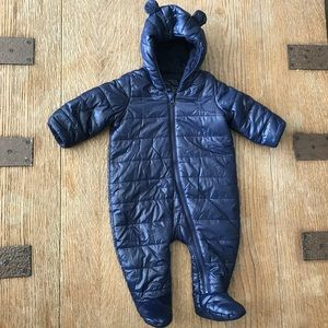 BabyGap Footed One-Piece Snowsuit
